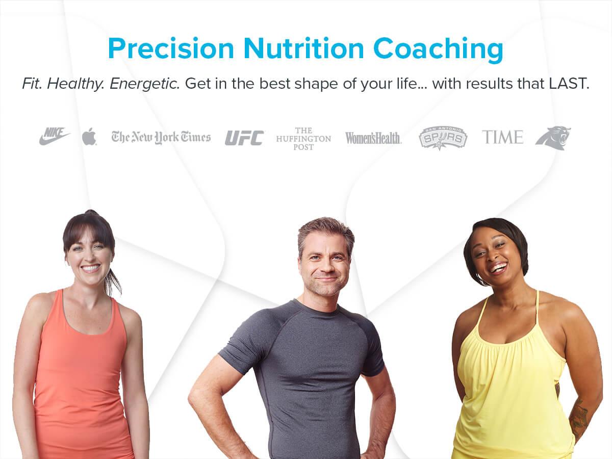 Precision Nutrition Coaching