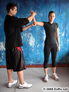Passive Shoulder External Rotation Assessment
