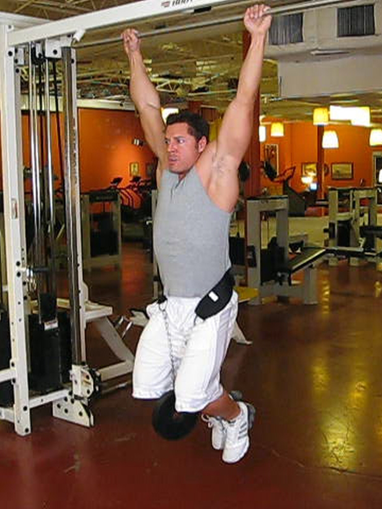 Weighted Pull-up