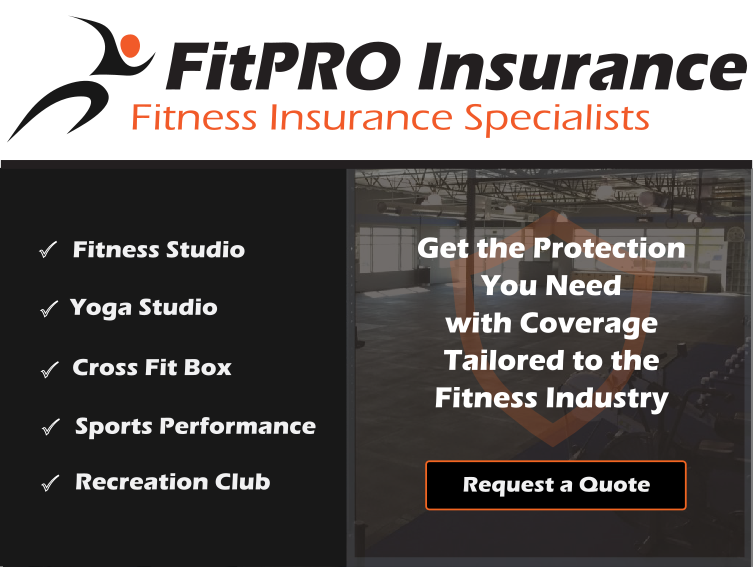Fitness Insurance Ad