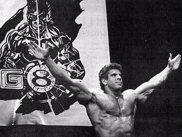 Lou Ferrigno: Sports Psychology Interview