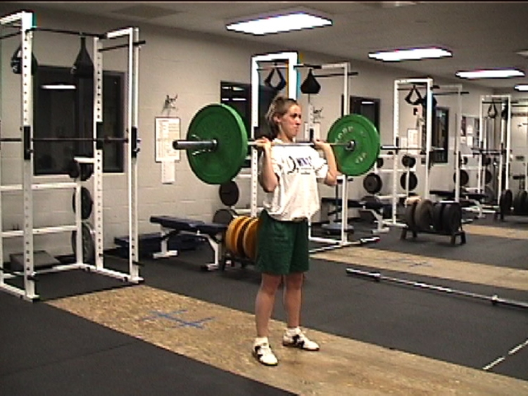 Olympic style weightlifting - elbows too low