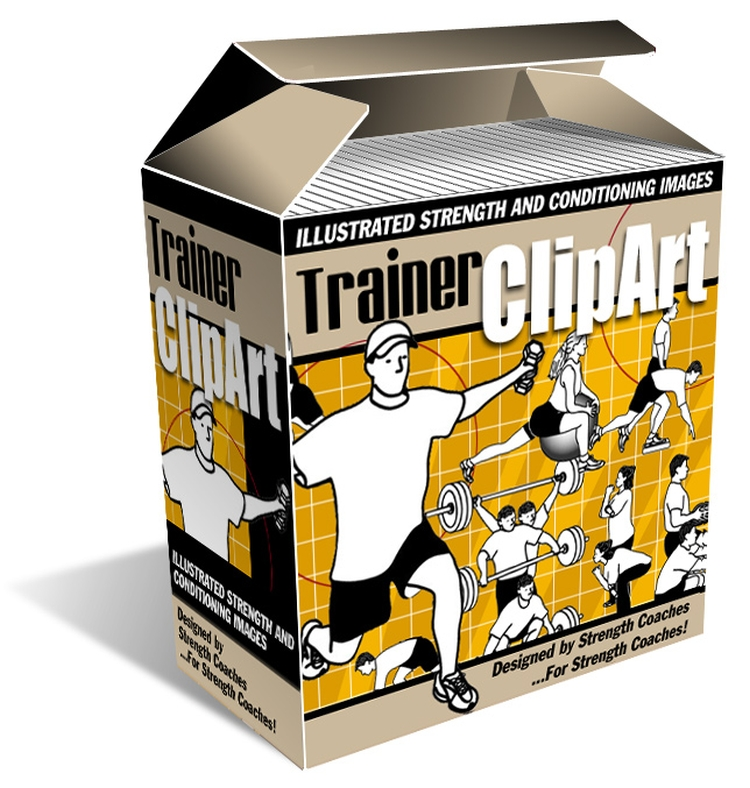 Trainer ClipArt CD-ROM