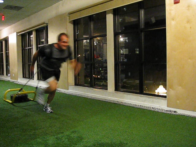 Speed, Quickness & Agility Training