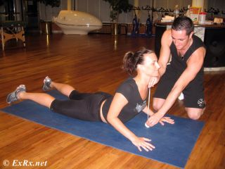 Passive Spinal Extension Test