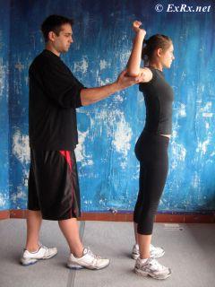 Passive Chest Flexibility Assessment