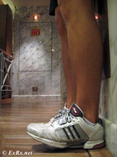 Straight Knee Foot Raise Test