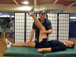 Active Lying Knee Extension Test