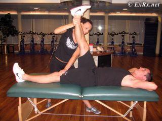 Passive Lying Straight-leg Lift Test