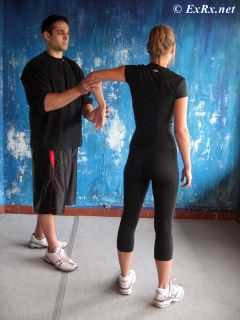 Passive Shoulder Internal Rotation Assessment